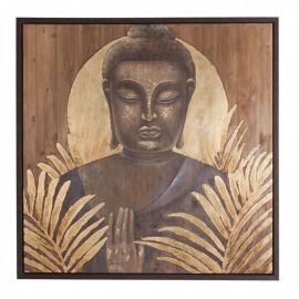 Tablou decorativ Budha 127x127cm