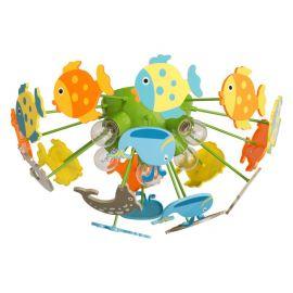 Plafoniera Fish Kinder