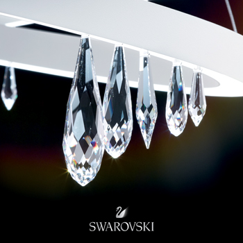 corpuri de iluminat Swarovski