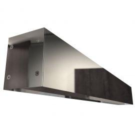 Aplice - Aplica LED IP44 design modern IP S16 crom