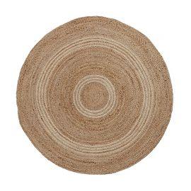 Covor SAMY 150cm natural/ gri deschis