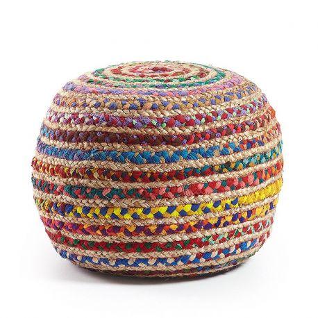 Banchete-Tabureti - Taburete SAMY 50x35 multicolor