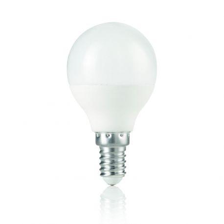 Becuri E14 - Bec LED E14 Sfera 7W, 3000 K