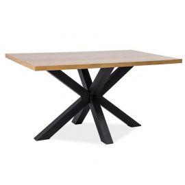 Mese dining - Masa design industrial CROSS 150x90