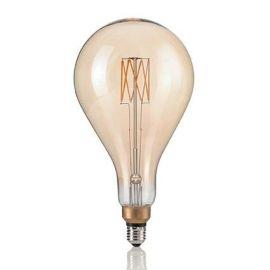 Becuri E27 - Bec LED VINTAGE XL E27 8W GOCCIA
