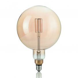Becuri E27 - Bec LED VINTAGE XL E27 4W GLOBO BIG