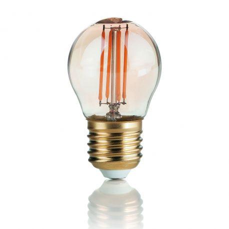 Becuri E27 - Bec LED VINTAGE E27 3.5W SFERA