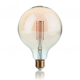Becuri E27 - Bec LED VINTAGE E27 4W GLOBO BIG