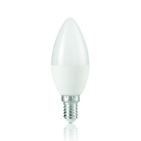 Becuri E14 - Bec LED POWER E14 7W OLIVA 4000K