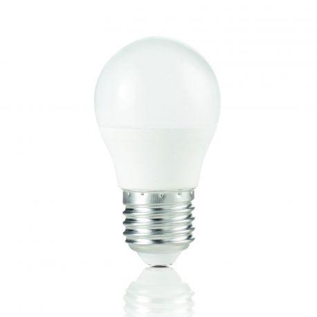 Becuri E27 - Bec LED POWER E27 7W SFERA 3000K
