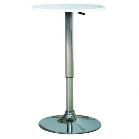 Mese Bar - Masa de bar B500 alb