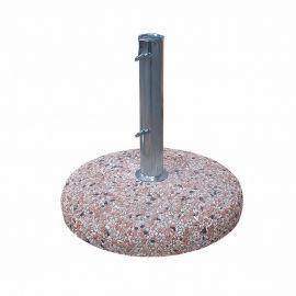 Mobilier terasa - Baza suport umbrela din ciment TUBE 50
