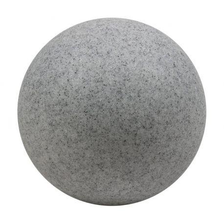 Lampi decorative si solare - Lampa decorativa de exterior Globo granit 50