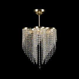Lustra, Plafoniera Cristal Bohemia diametru 40cm