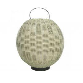Lampa de podea exterior decorativa Arley I natural