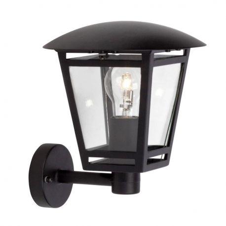 Aplice - Aplica iluminat exterior Riley Up neagra