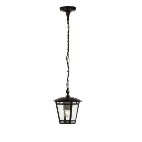 Pendule - Pendul iluminat exterior Riley negru