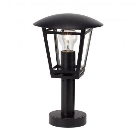 Stalpi  - Stalp iluminat exterior Riley I negru
