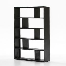 Biblioteci-Rafturi - Raft design modern Lovella negru