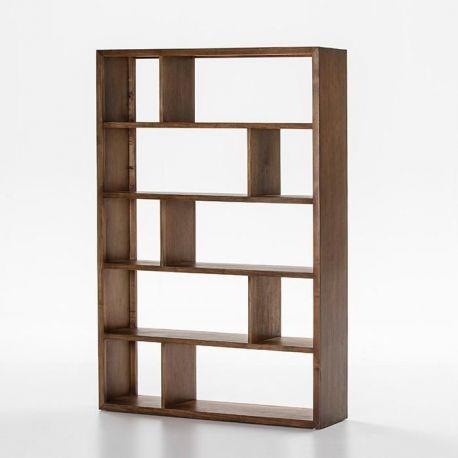 Biblioteci-Rafturi - Raft design modern Lovella patina naturala