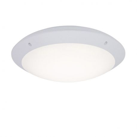 Plafoniere - Plafoniera LED exterior Medway alba
