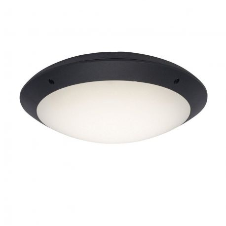 Plafoniere - Plafoniera LED exterior Medway antracit