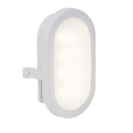 Aplice - Aplica LED exterior Tilbury alba