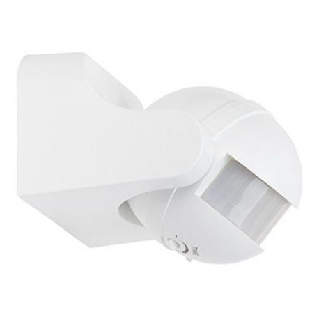 Becuri si accesorii - Senzor de miscare alb