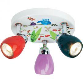 Iluminat pentru copii - Plafoniera LED camera copii Birds