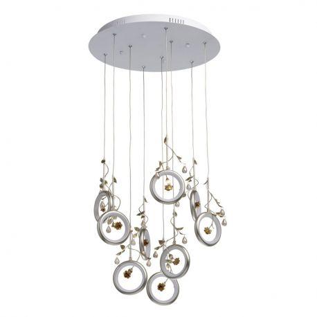 Pendule, Lustre suspendate - Lustra LED suspendata design elegant Ivona