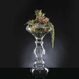 Aranjamente florale LUX - Aranjament floral ETERNITY BOWL EXOTIC ZEUS