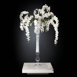 Aranjamente florale LUX - Aranjament floral VASE MADAME BUTTERFLY, 160cm