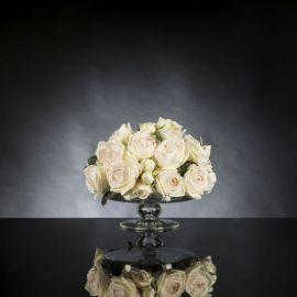 Aranjamente florale LUX - Aranjament floral ALZATA BOUQUET ROSE