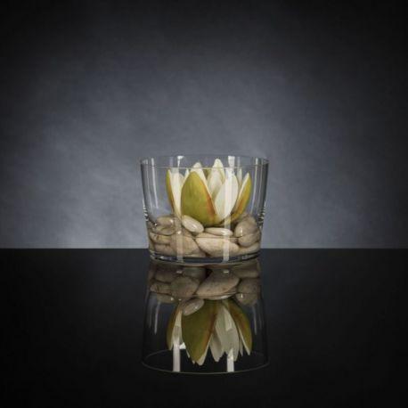 Aranjamente florale LUX - Aranjament floral ROMANTIC LOTUS FLOWER, alb