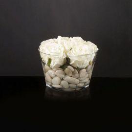 Aranjamente florale LUX - Aranjament floral ROMANTIC ROSE MEDIUM