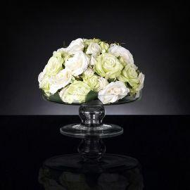 Aranjament floral STAND SMALL ROSES MIX