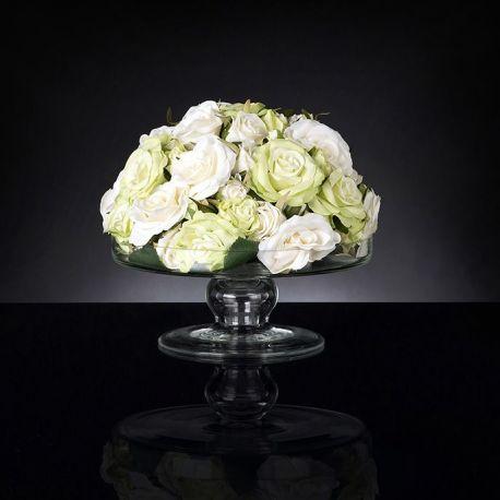 Aranjamente florale LUX - Aranjament floral STAND SMALL ROSES MIX