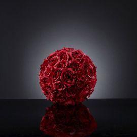 Aranjamente florale LUX - Aranjament floral SPHERE ROSES SMALL
