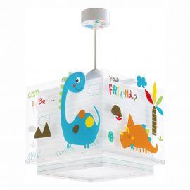 Iluminat pentru copii - Lustra camera copii Dinos