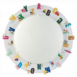 Iluminat pentru copii - Aplica perete sau tavan camera copii ABC