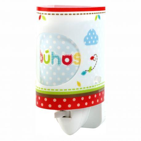 Iluminat pentru copii - Lampa de veghe camera copii Búhos