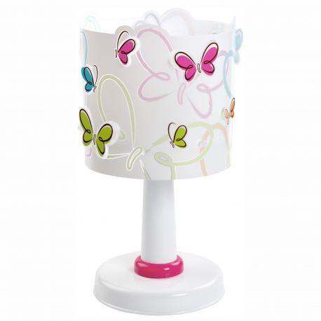 Iluminat pentru copii - Veioza camera copii Butterfly