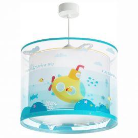 Iluminat pentru copii - Lustra camera copii Submarine