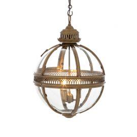 Lustra Residential M antique brass