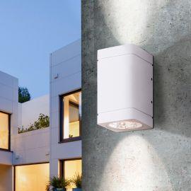 Aplice - Aplica LED cu proiector iluminat Up & Down IP54 Gregal