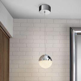 Pendule, Lustre suspendate - Pendul LED modern Sphere Ø12