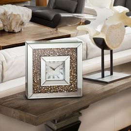 Decoratiuni perete - Ceas de masa decorativ Kora