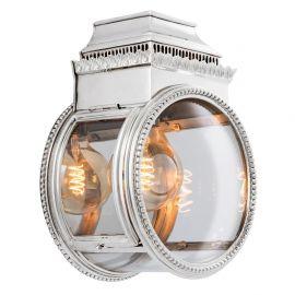 Aplice, corpuri de iluminat pentru pereti - Aplica LUX Amsterdam nickel