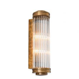 Aplice, corpuri de iluminat pentru pereti - Aplica LUX Gascogne L alama