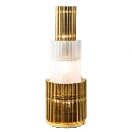 Veioze - Lampa de masa Eldorado auriu